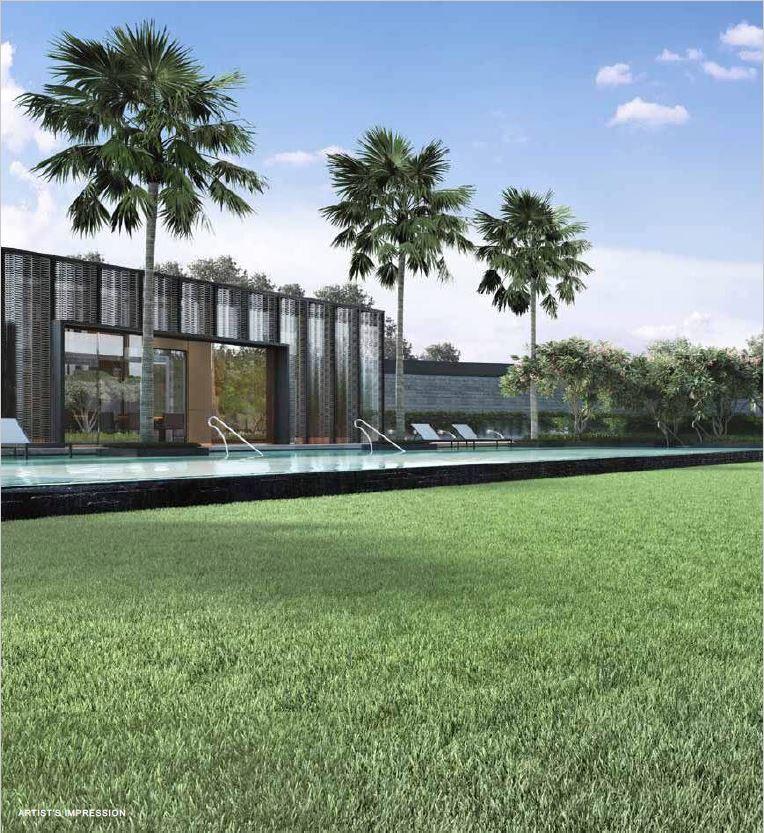 Meyer Mansion lap pool